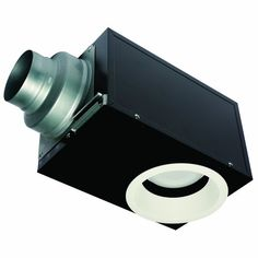 Panasonic FV-08VRE1 Whisper Recessed LED Fan >>> More info could be found at the image url.