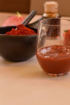 Σάλτσα bbq Preserves, Pesto, Panna Cotta, Salsa, Dips, Recipies, Soup, Pudding, Cooking Recipes