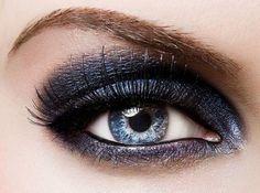 olhos maquiadas - Pesquisa Google