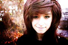 Christina Grimmie I. LOVE. HER. HAIR. SO. MUCH.