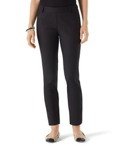 White House | Black Market Perfect Form Ankle Pant #whbm