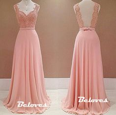 "Fabric:Chiffon Color:Pink Neckline:Sweetheart Back+Detail:Open+Back Custom+Made+:+We+also+accept+custom+made+size+and+color+.+Please+click+the+""contact+us+""and+send+your+size+and+color+to+our+email+.+Or+just+leave+a+message+to+us+when+placing+the+order+."