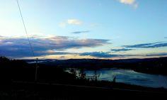https://flic.kr/p/toMuRt | #Tramonto #sunset #lago #lake  #instanatura #sfumature #riflessi dopo il #temporale...