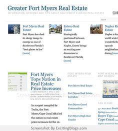 Greater Fort Myers Real Estate Blog | Fort Myers, Estero, Cape Coral, Bonita Springs, Sanibel, Captiva - Click to visit blog:  http://1.33x.us/HzphKt