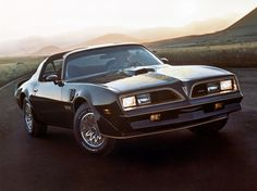 The Pontiac Trans Am might be one of our favorite late '70's muscle cars.