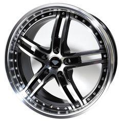 Rims For Cars, Rims And Tires, Black Polish, Custom Wheels, Alloy Wheel, Auto Rims, Diamond, Vehicle