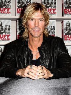 Guns N' Roses' Duff McKagan