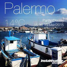 #JimmyFontana Jimmy Fontana: ...prima di partire dovevo ripassare dal mio posto preferito...#porto #arenella #palermo #love #31