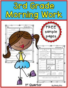 This kind of activity is what routines are made of within a classroom that flows well. Such activities also maximize instructional time by allowing students to get started as soon as the enter the classroom.