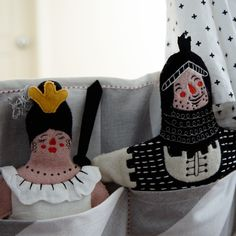 Kids Theater: Travel Hanging Puppet Theater   The Land of Nod