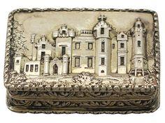'Antique Silver Vinaigrette by Nathaniel Mills - Victorian' http://www.acsilver.co.uk/shop/pc/Sterling-Silver-Vinaigrette-by-Nathaniel-Mills-Antique-Victorian-42p9483.htm