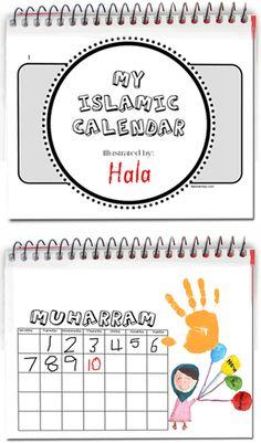 Islamic Calendar.