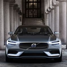 Volvo Concept Coupe YES PLEASE