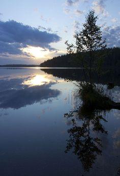 Karhunkierros trail, Finland