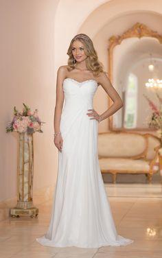 Wedding Dresses | Wedding Dresses Sweetheart Neckline | Stella York