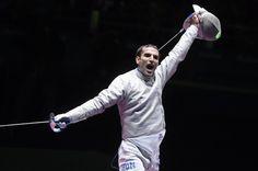 Szilágyi Áron megvédte olimpiai bajnoki címét kard egyéniben, miután a Rio de…