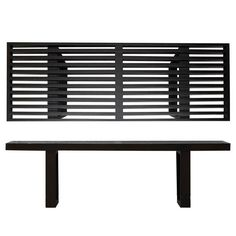 1stdibs | George Nelson Bench