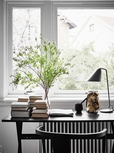 Beautifully styled home - via Coco Lapine Design Blog