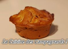 Muffins Pommes / Cannelle !