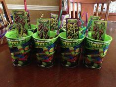 Ninja turtle party | birthday ideas