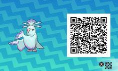 Shiny! Pokemon Sun / Moon QR Codes - Imgur