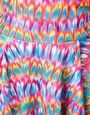 Enlarge Mags & Pye Rainbow Tie Front Dress