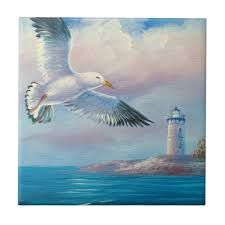 Image result for flying seagull drawing