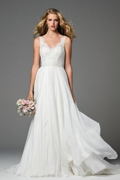 Bridals by Lori Watters Bridal Gown. Bridals by Lori Watters brides Atlanta. Soft Wedding Dresses, Classic Wedding Dress, Wedding Dress Sizes, Wedding Suits, Bridal Dresses, Wedding Gowns, Wedding Bells, Bridesmaid Dresses, A Line Gown