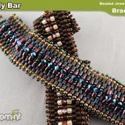 Candy Bar Bracelet - via @Craftsy