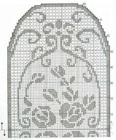 crochet em revista: Janeiro 2012