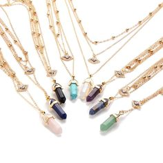 #necklaces #boho #women #gold