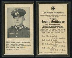orig. WK2 STERBEBILD - DEATH CARD - MONTE CASSINO FRONT - ITALIEN 1944