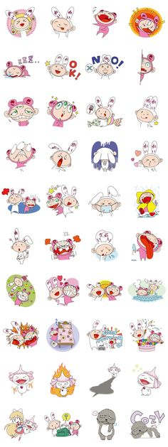 World famous artist Takashi Murakami & his popular character straight from the Art world! These cute and funny stickers will make you go awww! Takashi Murakami Art, Superflat, World Famous Artists, Small Canvas Art, Emoticon, Emoji, Funny Stickers, Line Sticker, Kawaii Drawings