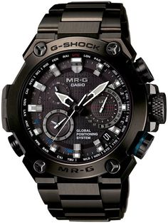 Casio MRG-G1000B-1AJR Mens Wristwatch Japan Import