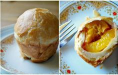The Easiest Peach Pie You'll Ever Make #Dessert