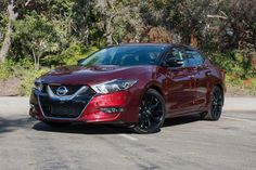 2017 Nissan Maxima SR Midnight Edition Test Drive Review - AutoNation Drive Automotive Blog