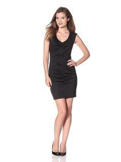 Nicole Miller Women's Ponte Knit Diamond Pleat Dress, http://www.myhabit.com/redirect/ref=qd_sw_dp_pi_li?url=http%3A%2F%2Fwww.myhabit.com%2F%3F%23page%3Dd%26dept%3Dwomen%26sale%3DA13KPE5AHDY1QH%26asin%3DB00DPCWJZE%26cAsin%3DB00DPCWQ0C