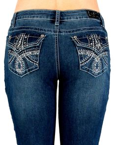 3acb69ada1a 26 Best Plus Size Cowgirl Western Whipstitch Bling Jeans images in ...