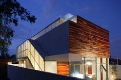* Residential Architecture: La Casa del Lobo by Darkitectura « Designalog