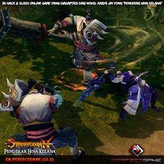 Halo Swordsmania!  Bagaimana persiapan Swordsmania menjelang PVP Tournament yang akan diadakan 3 hari lagi? Banyak berlatih dan jadilah yang terbaik!!  Ayo ajak teman-temanmu bergabung di Official Grup Swordsman Online Indonesia : http://goo.gl/vjNqkp