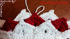 Carla Cristina & Crochet: Pap Sousplat Crochê Delicado