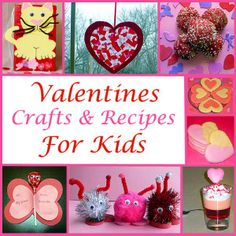 Valentines Day is quickly approaching. Here are some activities for you and your kids! https://marysvillelib.org/home/