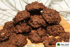 Rychlé a chutné sušenky bez cukru Cookies, Chocolate, Desserts, Food, Crack Crackers, Tailgate Desserts, Deserts, Biscuits, Essen