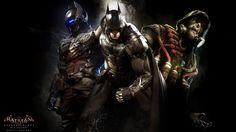 ZZZGamesBR: ZGB Start: Versão do PC do Batman Arkham Knight re...