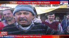 Power crisis: Protests against PDD in Poonch
