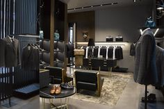 The Caten twins shake up London's Savile Row with a new flagship and design studio