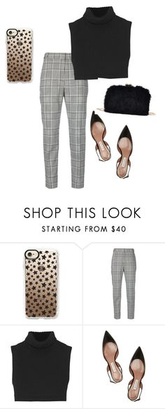 """""""Bez naslova #534"""" by lejla15 ❤ liked on Polyvore featuring Casetify, Alexander Wang, Victoria Beckham and Tabitha Simmons"""