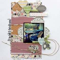 {If You Build It - They Will Come} *Lily Bee Design* - Scrapbook.com