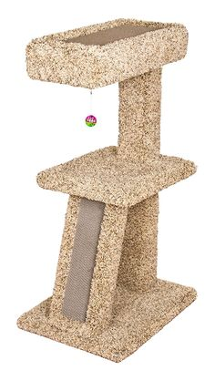 Ware Manufacturing Kitty Corrugate Scratch and Sleep Panel Cat Toy >>> Trust me, this is great! Click the image. : Cat scratching post