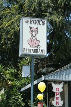 The Fox's - an Altadena fixture, 2352 Lake Ave.
